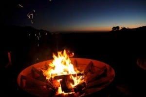 campfire ridge-top-farm-glamping