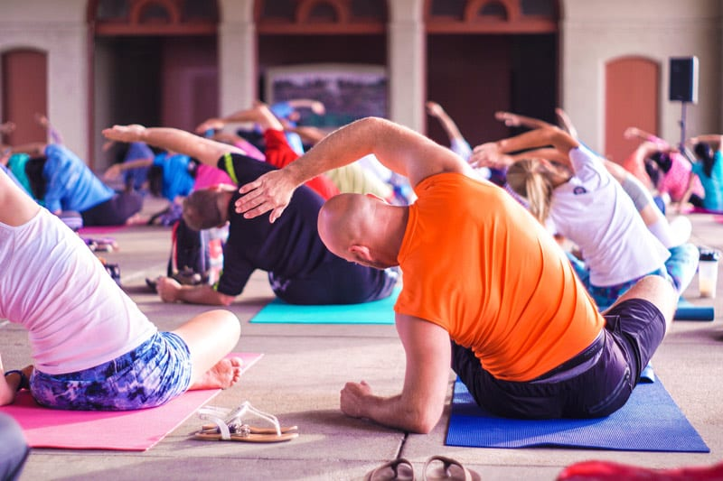 yoga physical wellness