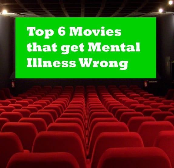 6 movies that got mental illness wrong