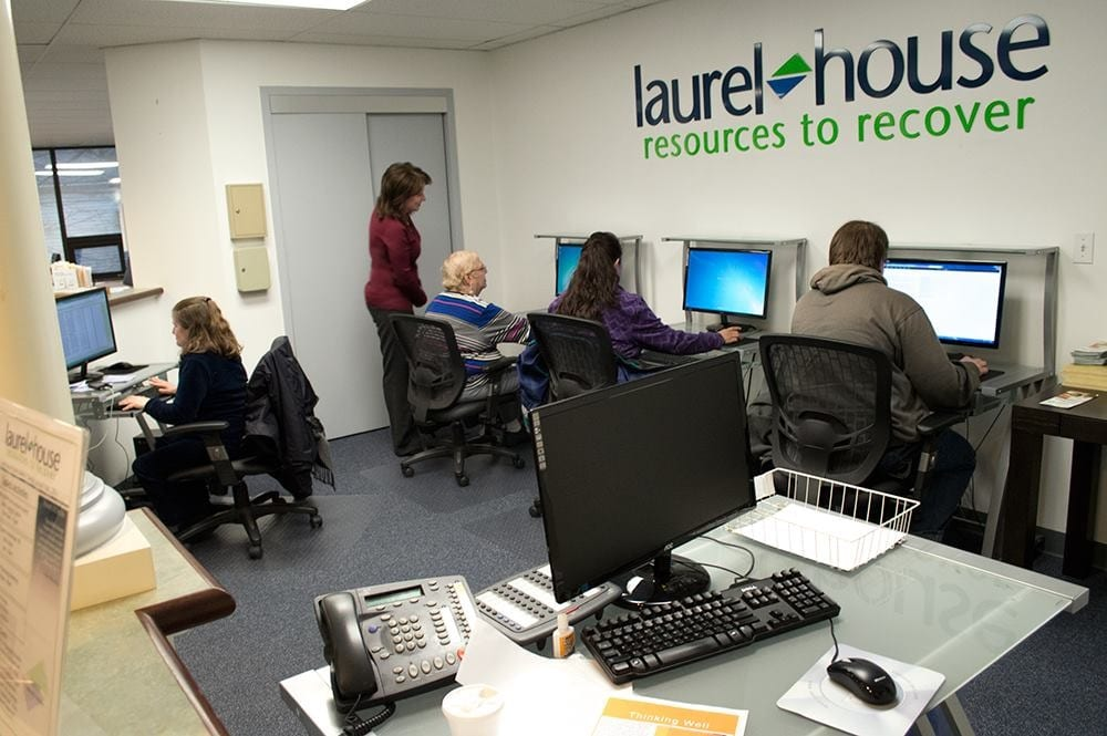 Laurel house supported employment resources to recover for Laurel house