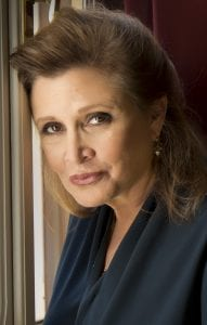 Carrie Fisher - Methods For Coping With Bipolar Disorder