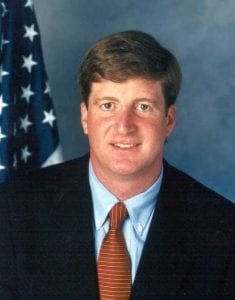 Patrick J. Kennedy - How To Cope With Bipolar Disorder