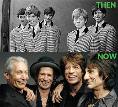The Rolling Stones, Mental Health and Aging