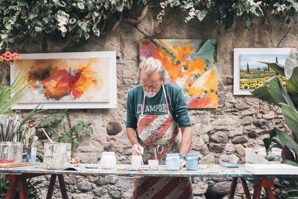 creativity and recovery the mental health benefits of art therapy