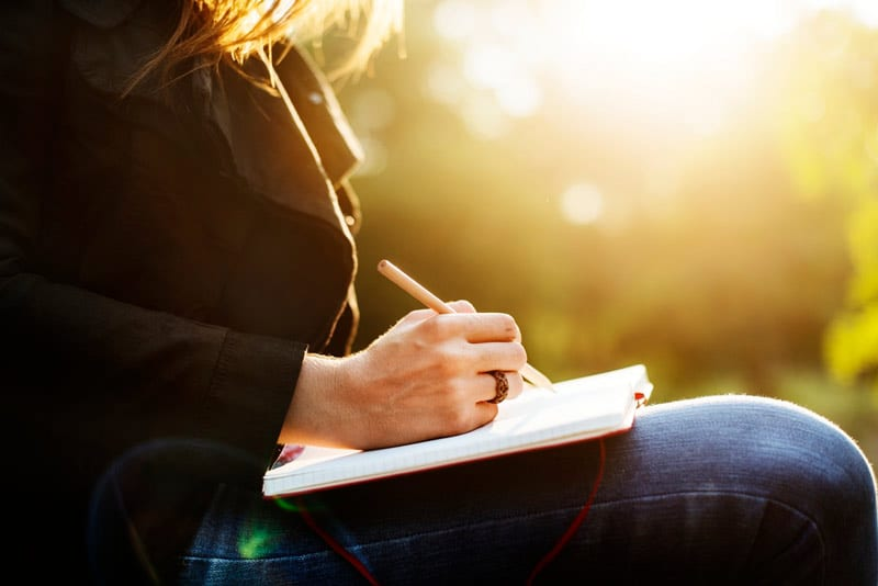 Freewriting for Improved Mental Health