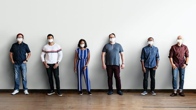group face masks